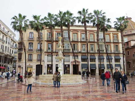 Guide to Malaga Spain
